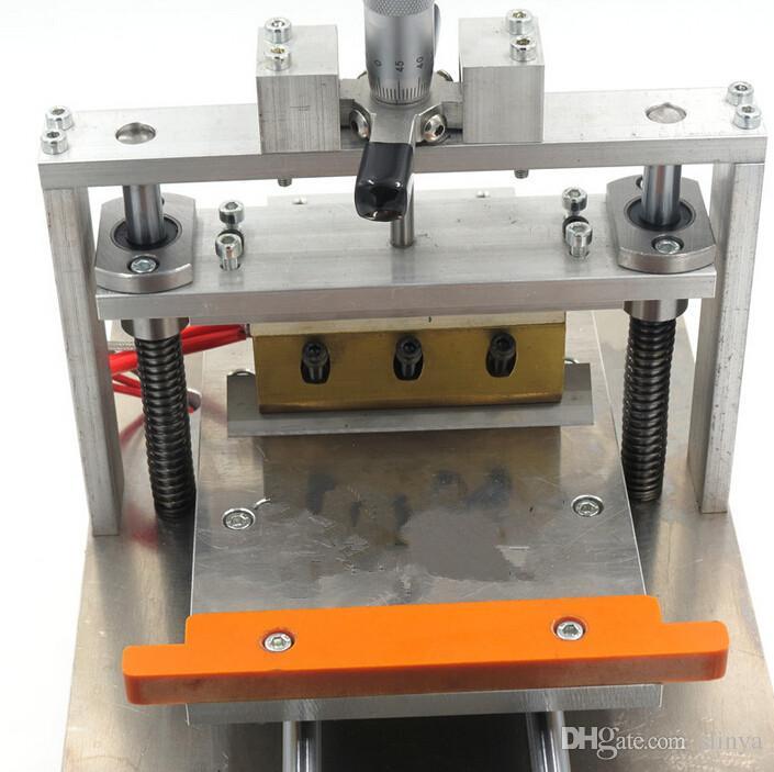 Высокая точность регулируемый ЖК-сенсорный экран Дегуммирующая машина LOCA УФ клей Клей поляризационной пленки Remover машина