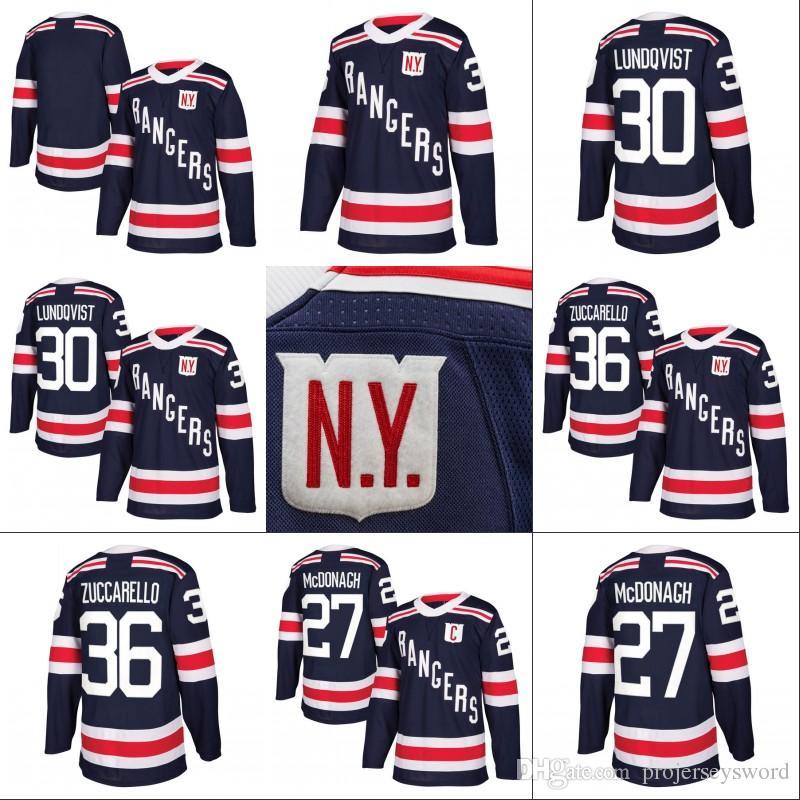 the best attitude 366a3 d9d0d #26 Jimmy Vesey 2018 Winter Classic Jersey New York Rangers Mark Messier  Henrik Lundqvist Rick Nash Mats Zuccarello Chris Kreider Jerseys