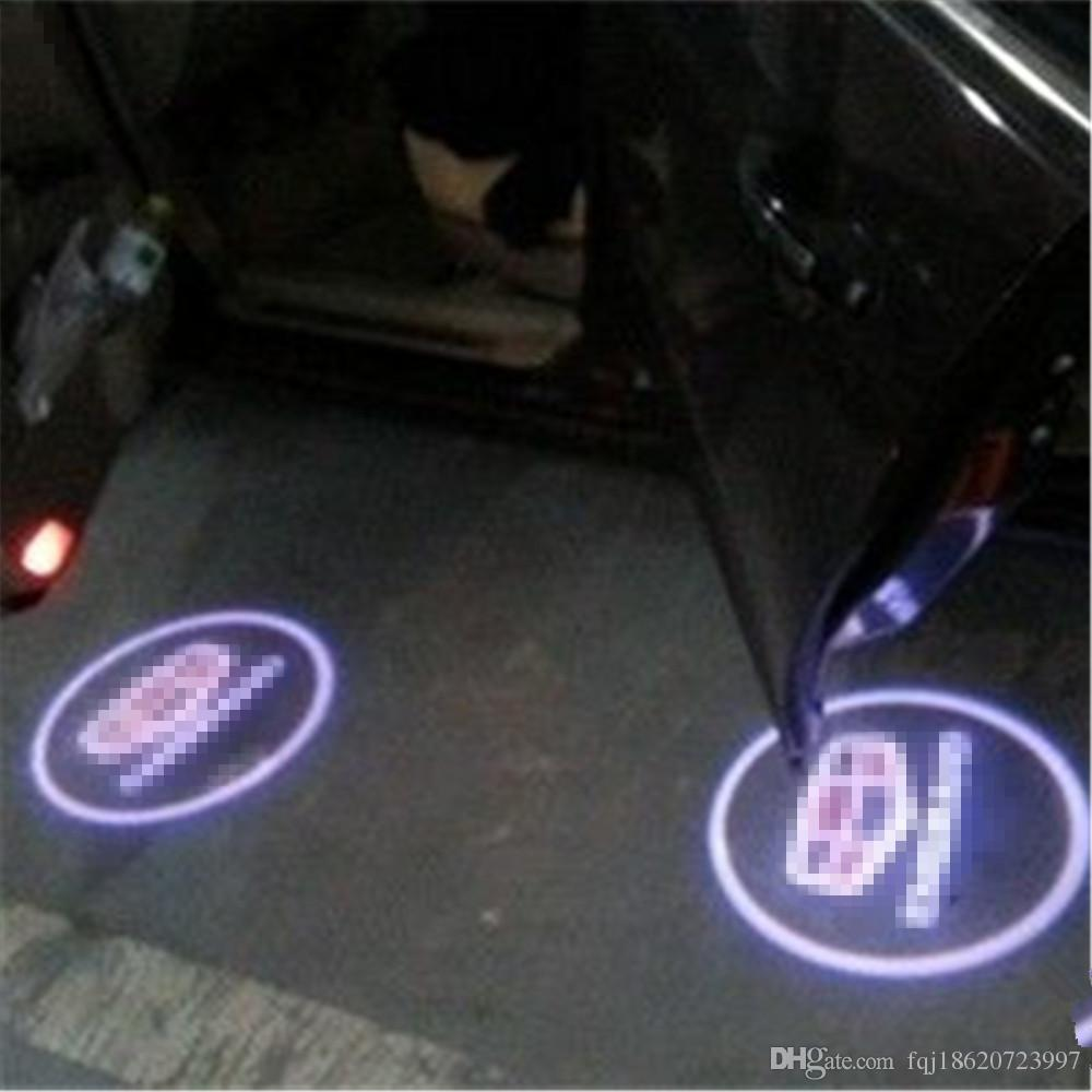 Case For Jeep Case For Sti Car Logo Led Interior Lights Welcome Door ...
