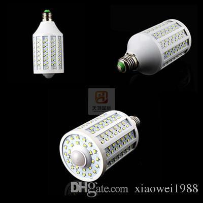 45w led lampe auto pir infrarot motion sensor led lampen licht e27 e26 b15 b22 smd 2835