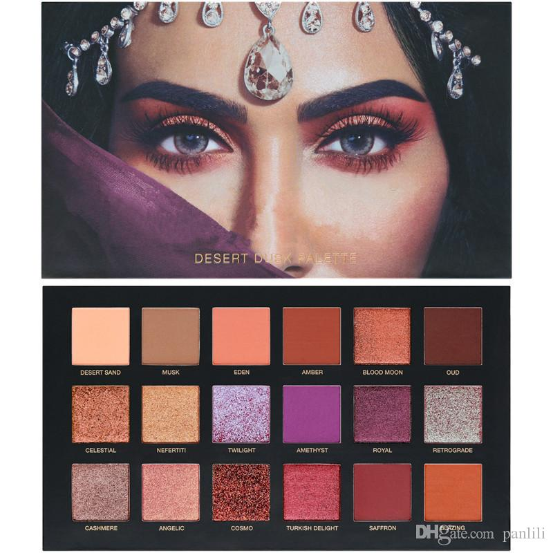 Brand Makeup Shimmer Matte Eye Shadow Make Up Glamorous Smokey Eye Shadow  Palette Textured Eyeshadow Pallete Cosmetics Gifts Bronzer Cosmetic From  Panlili 95aab38fb78e