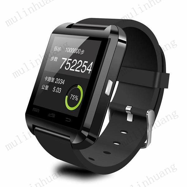 U8 Akıllı İzle Bluetooth Saatler U8 U Saatler iPhone Samsung Android Telefonlar ve Apple iPhone Akıllı Telefonlar için smartwatch MQ250