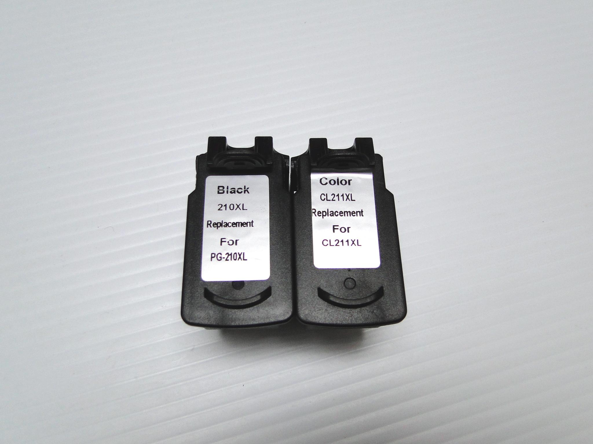 2018 Yotat Ink Cartridge Pg 210 Cl 211 210xl 211xl For Canon Pixma Mp240 Mp250 Mp270 Mp280 Mp480 Mp490 Mp495 Mx320 From Yotatgroup2012