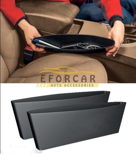 Boîte de rangement pour sièges auto Car Styling Car Seat Pocket Catcher Organizer Store pour siège auto