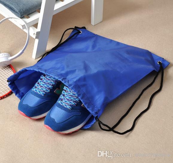 الجملة أكياس ماء الرباط الكتفين على ظهره ركوب تخزين الأحذية الرياضية