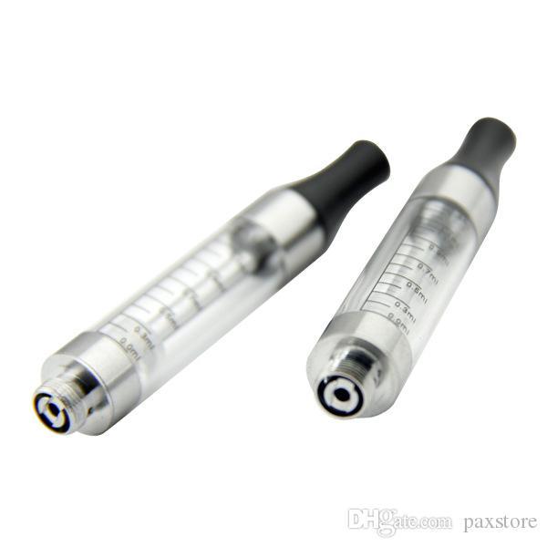 DHL Ücretsiz nakliye E-akıllı mini ce4 Clearomizer Mini EGO atomizer 1.3 ml 808 Iplik atomizer e-akıllı Elektronik Sigaralar için