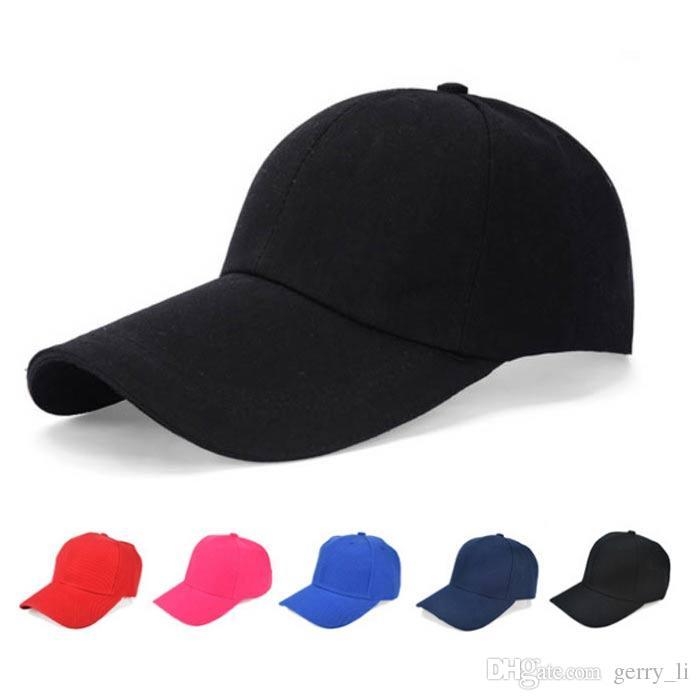 f66abddba1828 2016 New Kids Ball Caps Children Fashion Contracte Adjustable ...