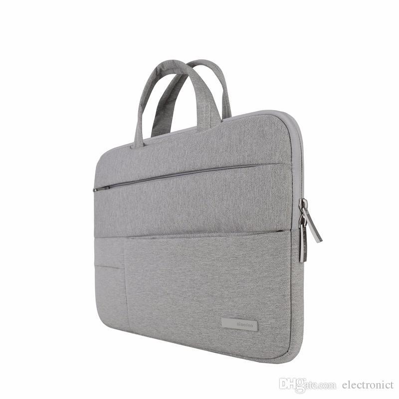 Laptop Çantası / Kol Çantası Taşınabilir Dizüstü Çanta Hava Pro 13 14 15.6 Dell HP Macbook Yüzey Pro Ücretsiz DHL Kargo