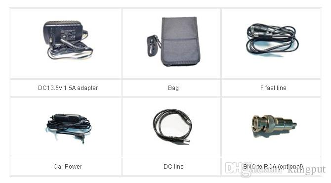 KPT-968G: Nieuwste Design HD 3.5