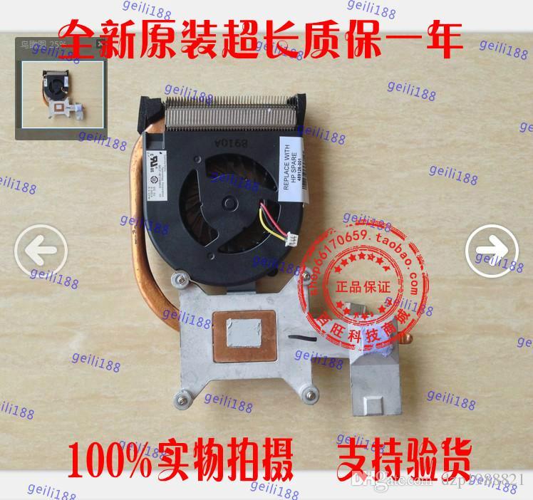 Refroidisseur de CPU 489126-001 pour radiateur pour ordinateur portable HP G50 G60 CQ50 CQ60 G70 avec ventilateur