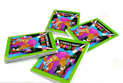 Best Cartoon Magic Book Kids Learning Coloring Change MagicKids Funny Tricks With Playing Cards Comedy