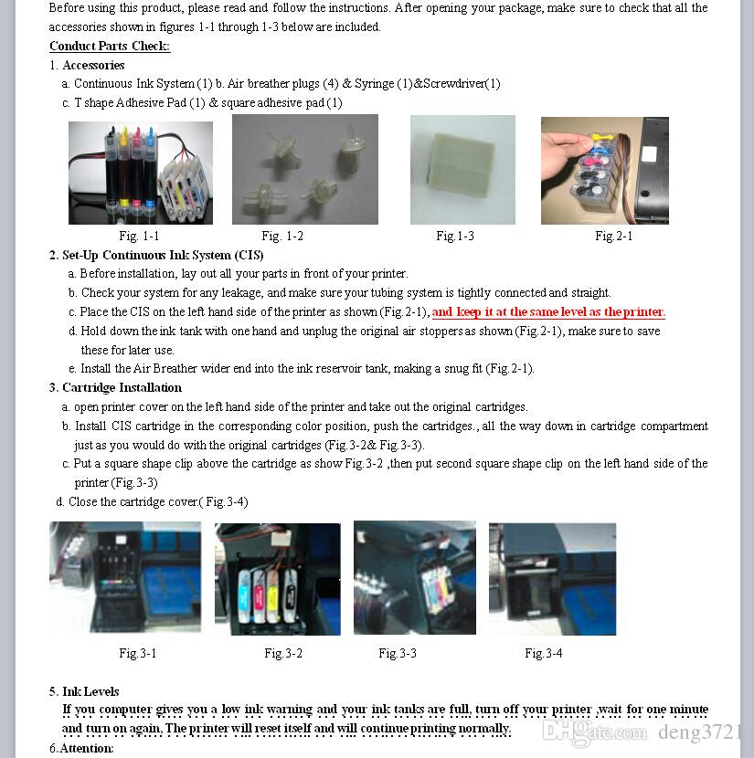 Sistema de tanque de tinta HP82, sistema de tinta em massa para HP Designjet 510 sistema de tanque de tinta de impressora a jato de tinta, com chip de reinicialização automática, 1 conjunto