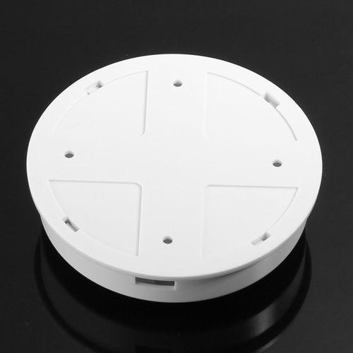 Remote Control Smoke Detector Camera HD Smoke pinhole camera Audio vedio Recording with Motion Detection Nanny Cam white with retail box