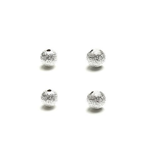 Beadsnice stardust Korne Messing 10mm rundes loses Mattkorne wholesale eindeutige Schmucksachen, die frei ID 25452 versenden