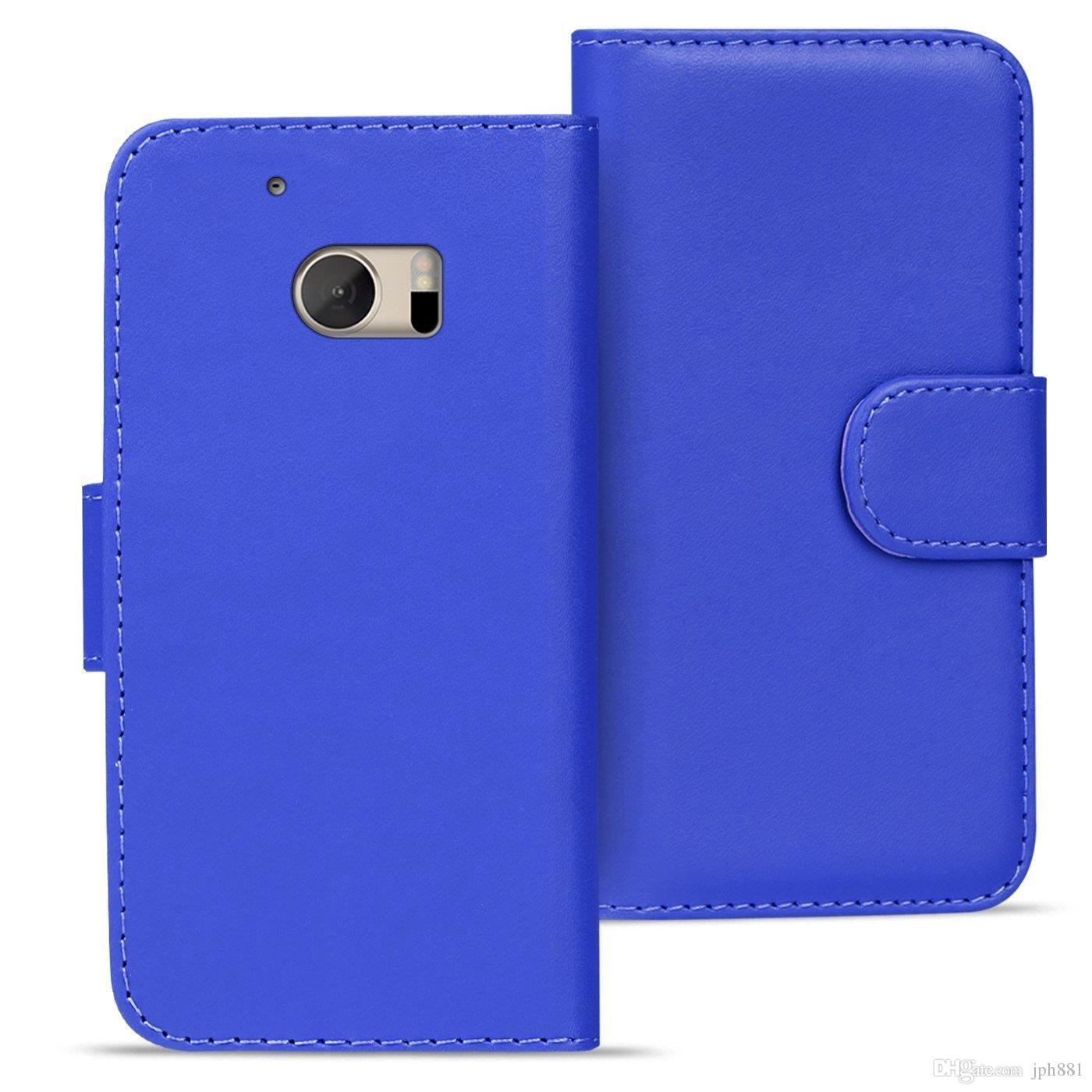 Flip Wallet Case For HTC 10 10EVO Credit Card Holder Stand Cover for HTC Desire 626G,One A9,M8 M9,Desire Lifestyle