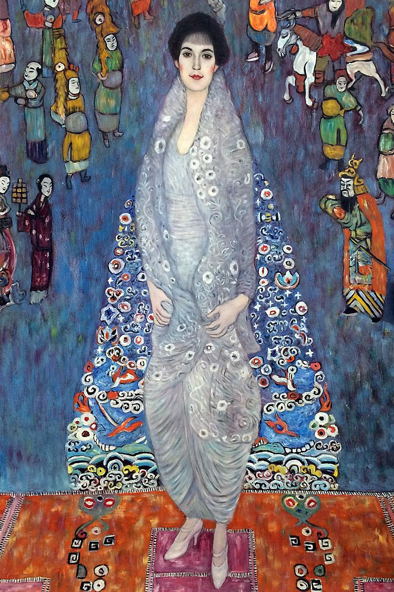2018 portrait of baroness elisabeth bachofen echt gustav for Gustav klimt original paintings for sale
