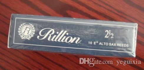 알토 SAX Rillion 소프라노 색소폰 # 2 1/2 갈대