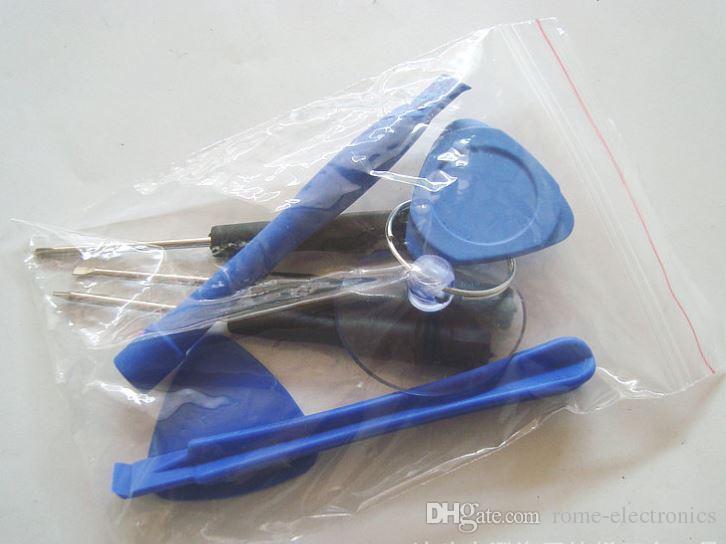 8 in 1 Reparaturöffnung Tool tools Kit Mit 5 Punkt Stern Pentalobe Torx Schraubendreher Für iPhone 4/4 s / 5/5 s / 5c / 6/6 plus