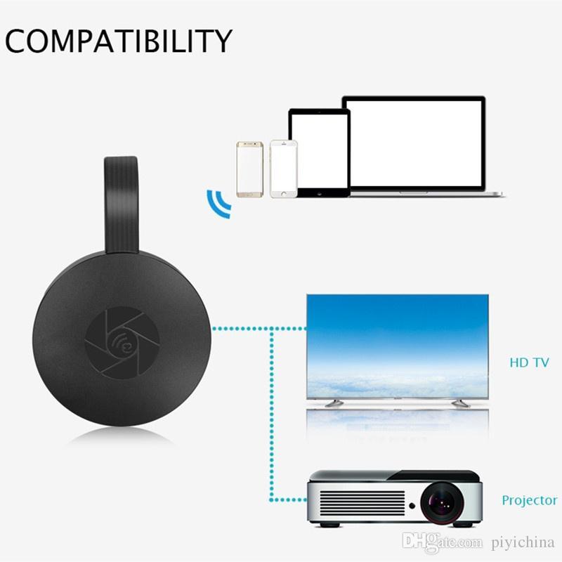 Mirascreen G2 Wireless Hdmi Dongle Tv Stick 2.4g 1080p Hd Tv Dongle ...