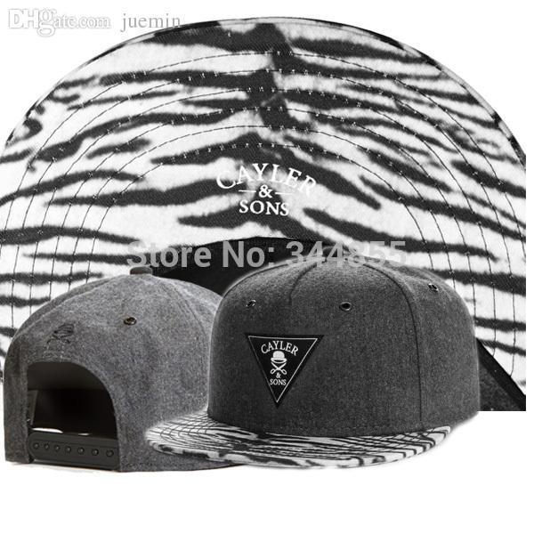 Wholesale CAYLER Amp SONS Rose Wool Snapback Hats With Gold Metal Triangle  Flower Floral Hiphop Mens  Amp  Women Designer Snapbacks Baseball Custom  Fitted ... 1c2c87184c7