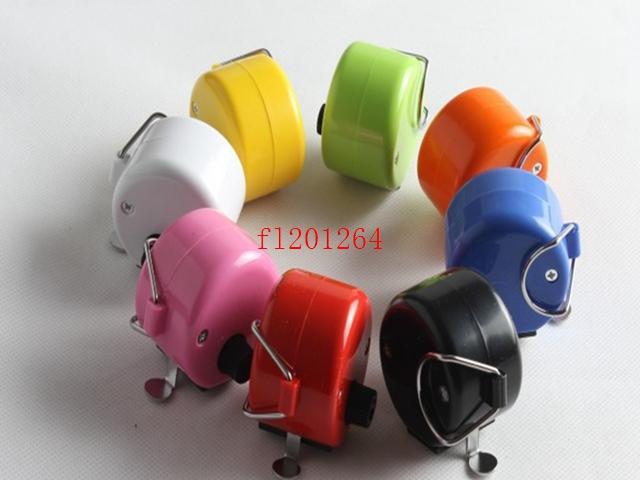 FEDEX DHL libera il commercio all'ingrosso di trasporto 4 cifre colorate contatore di conteggio di plastica della mano sport di golf, /