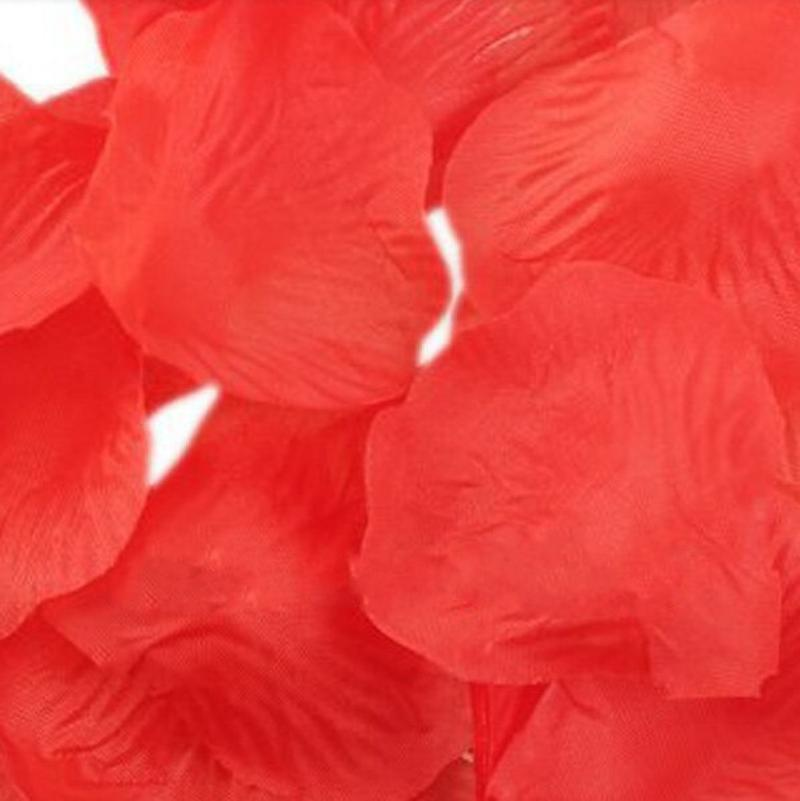 New-Wholesale-Red-Wedding-Party-Decorations-Confetti-Silk-Rose-Petals-Flowers-610061