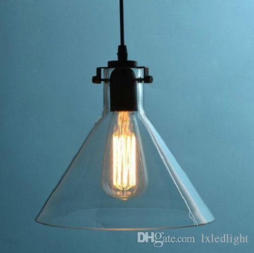 pendant lighting edison bulb. discount vvintage retro big diy ceiling lamp light glass pendant lighting edison bulb home flush lights from lxledlight 6