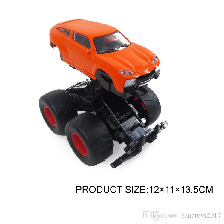 2019 Best Toy Cars Plastic Construction Off Road Vehicle SUV Toy Models SUV  Stunts Inertial Beach Gadgets High Quality Mini Cast Cars Inertial Be From