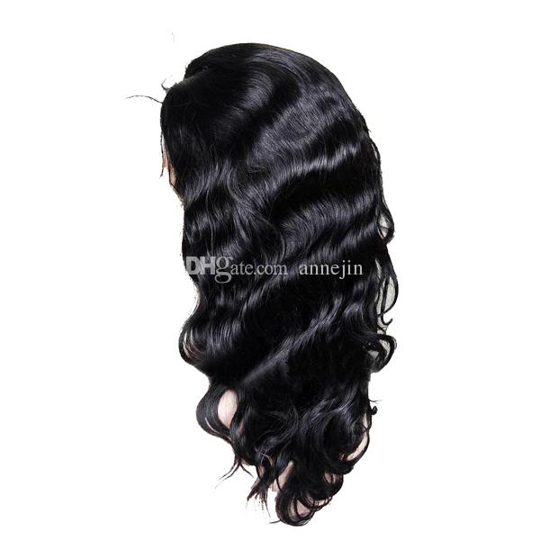 human hair wigs brazilian hair full lace wigs for black women body wave straight loose deep curl brazilian
