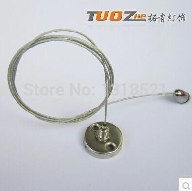 Hanging Photos On Wire best steel cable hanging wire panel light/pendant light steel wire