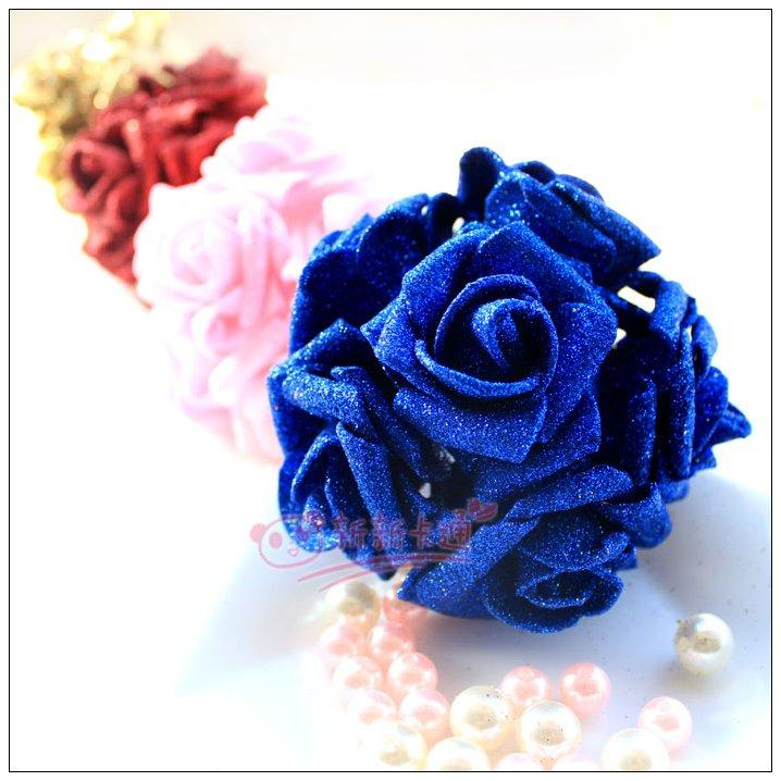 Best Small Powder Rose Roses Cartoon Bouquet Of Dried Flowers ...