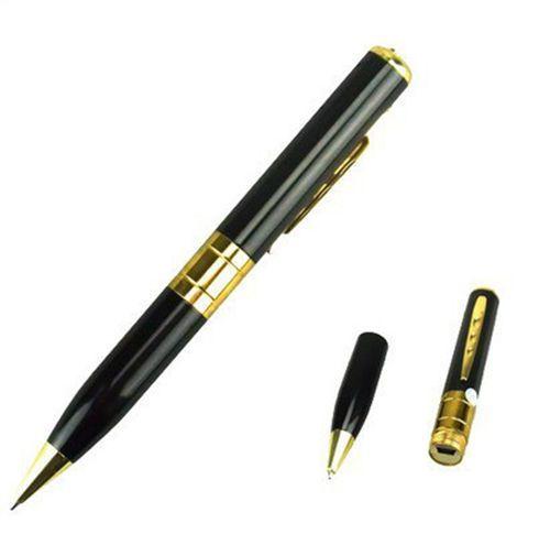 mini Pen Camera DVR 720x480 30fps MINI Pen pinhole Camera PEN Mini DV DVR digital video recorder silver/black
