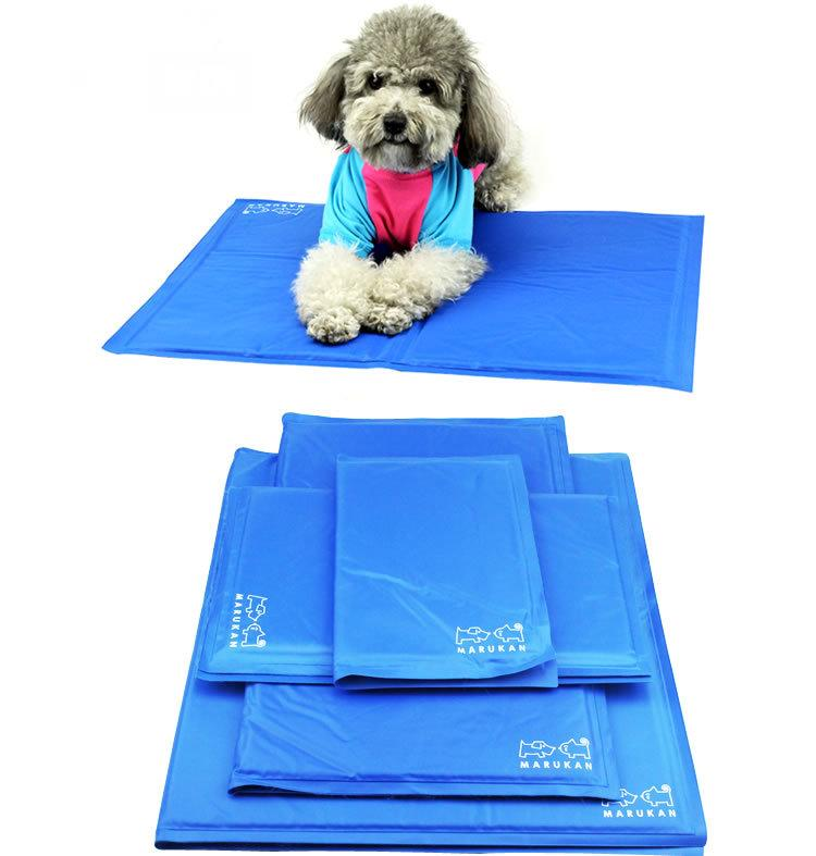 multi function new cool gel dog cat mat bed non toxic pet cooling pad cushion size m l ll xl from bubupark dhgatecom