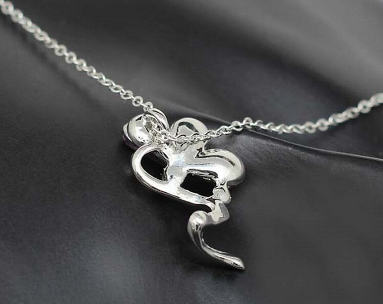 Collar de cristal austriaco colgante de alta calidad mujer es collar para mujer mejor regalo de la joyería envío gratis 8222