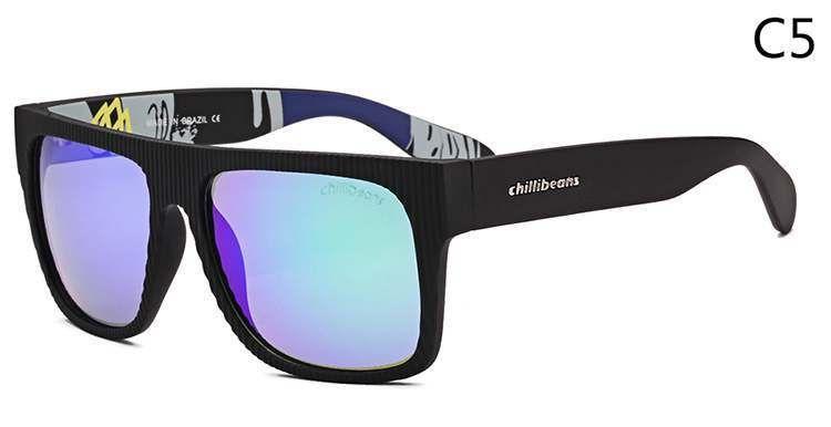 ddf412d0fd62f Al Por Mayor Moda Marca Road Bike Chilli Beans Gafas De Sol Hombres Squared  Sport Eye Glasses Mujeres Oculos De Sol Masculino Por Prescott, ...