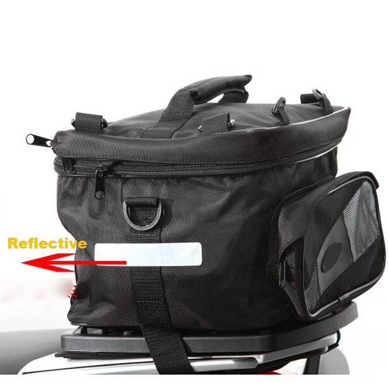 Motorcycle Tank Bag Rear Bags Waterproof Alforge Para Moto Bagage ...