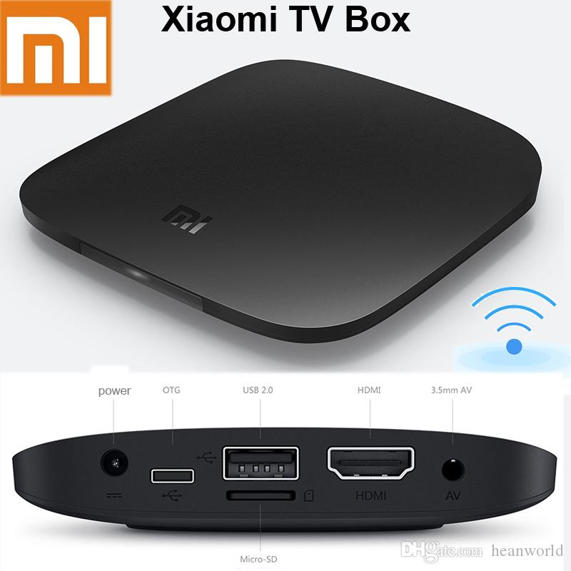 2015 Latest Xiaomi Mi Tv 3 Android 4k Mi Box 1gb 4gb