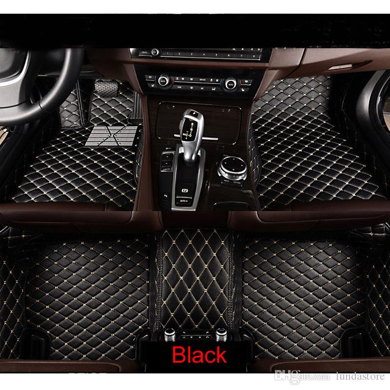 for leather mat elantra new hyundai hand car right floor left interior pad drive mats