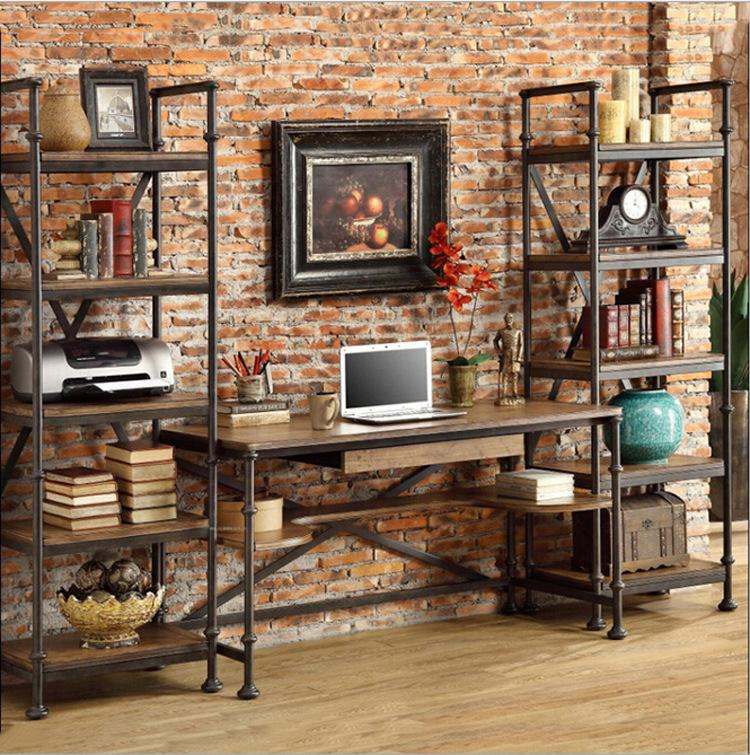Superieur 2018 American Country Wrought Iron Desk Laptop Desk Desk Desk Desk  Combination From Zhoudan5245, $975.07   Dhgate.Com