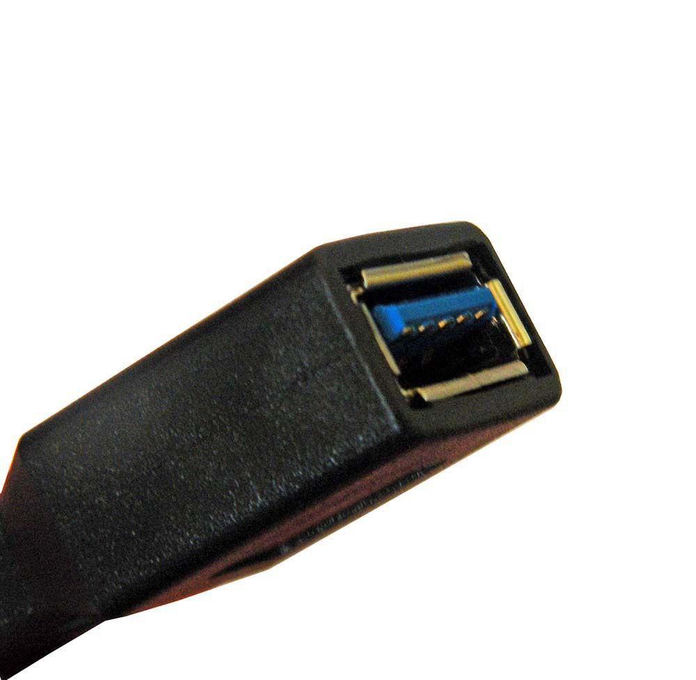 جديد USB 3.1 C ذكر إلى USB 3.0 A أنثى وتغ محول محول USB نوع C الأسود الحرة الشحن