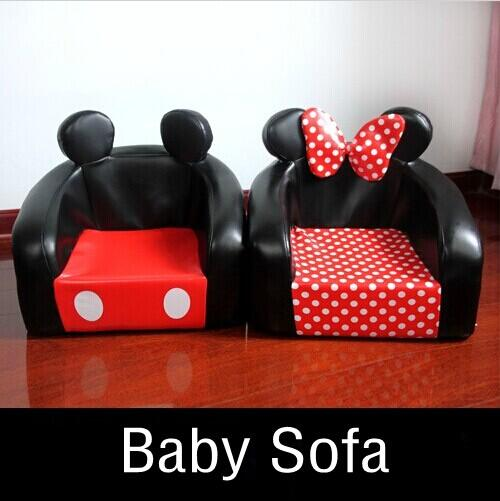 Online Cheap Cute Cartoon Mickey Baby Sofa Chair Novelty Seating