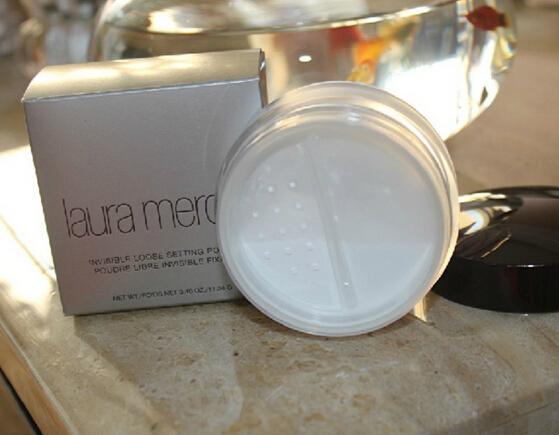 Envío en 24 horas !! Laura Mercier Foundation Foot Setting Powder Fix Fixup Powder Min Poro Iluminar Corrector