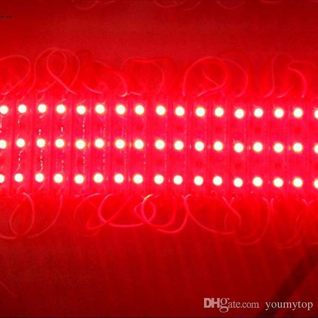 SMD 5050 LED Modules Waterproof IP65 DC12V led module Leds Sign Led Backlights For Channel Letters Signboard Lighting