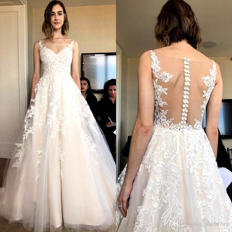 vintage ivory wedding dresses