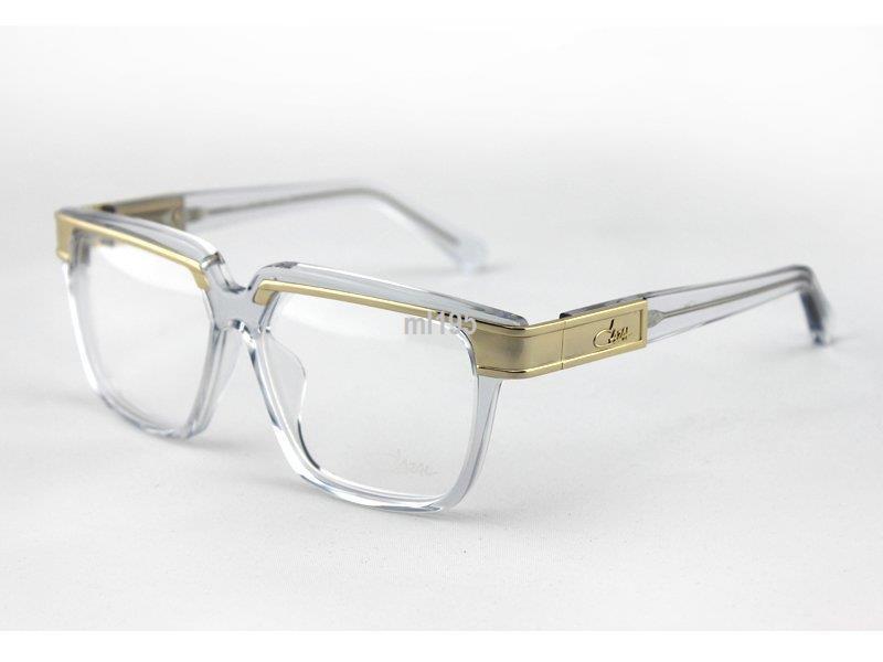 brand new cazals 650 eyeglasses vintage clear frame clear. Black Bedroom Furniture Sets. Home Design Ideas