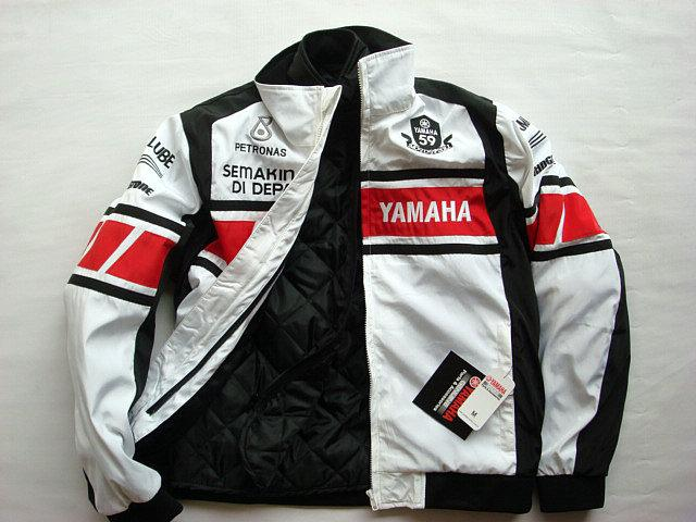 Best For Yamaha 50th Anniversary Style Motorcycle Jacket Motorbike
