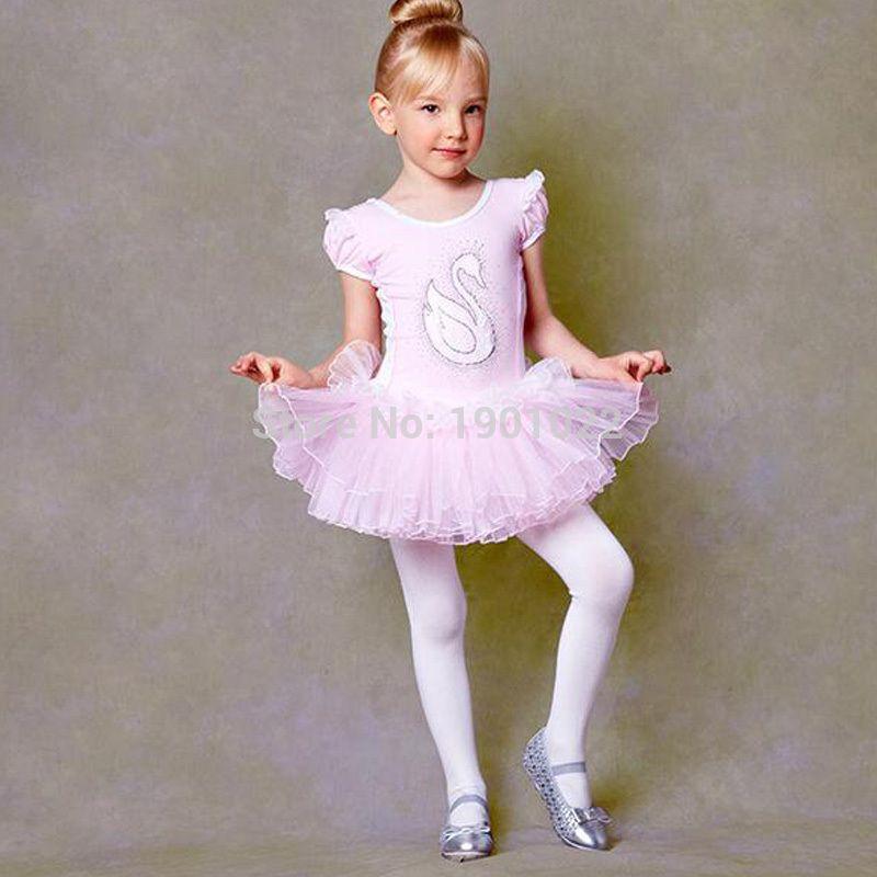 859de835d 2019 Girls Baby S Ballet Dancewear Costume Chidren S Ballet Tutu ...