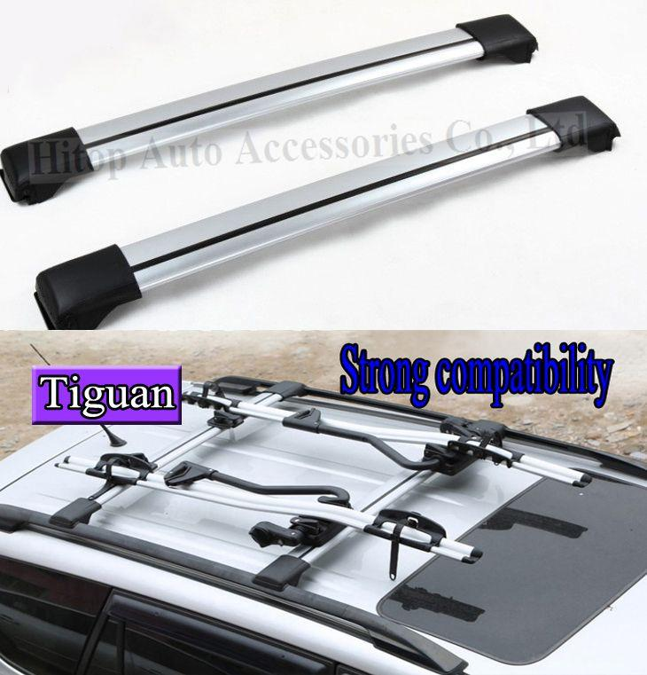 Perfect Online Cheap Vw Tiguan Roof Rack/Roof Rail/Roof Bar Crossbeam,Slap Up  Aluminum AlloyUniversally Used For 2009 2013.By Nowsmile | Dhgate.Com