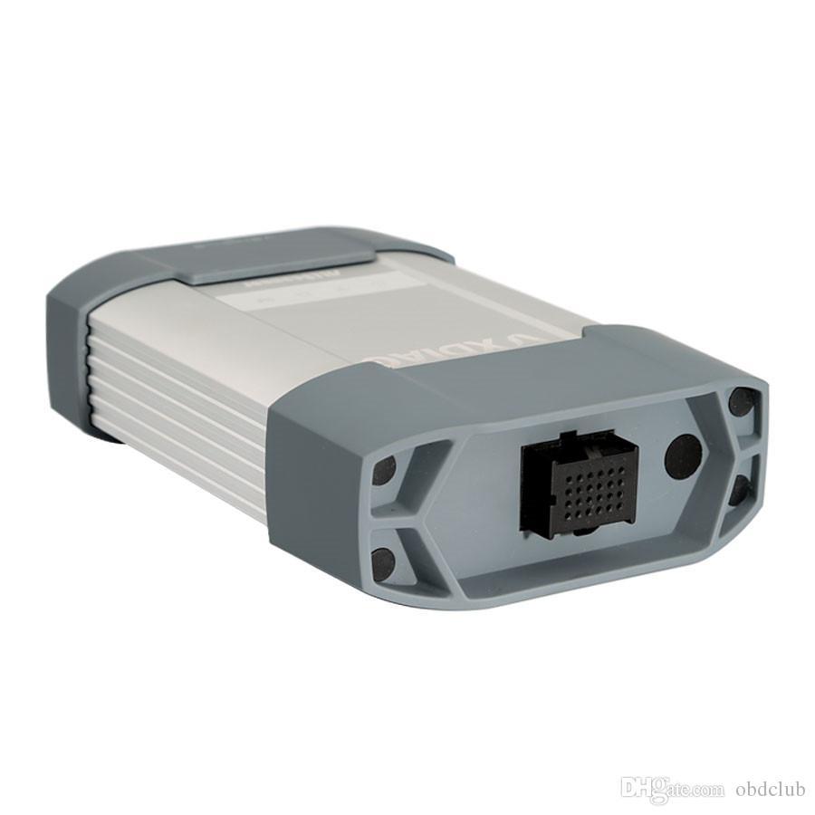 Le meilleur outil de diagnostic multi de VXDIAG pour BMW pour le scanner de BENZ 2 dans 1 avec le programmeur ISTA-P du logiciel HDD ISTA-D v3.59.4.004