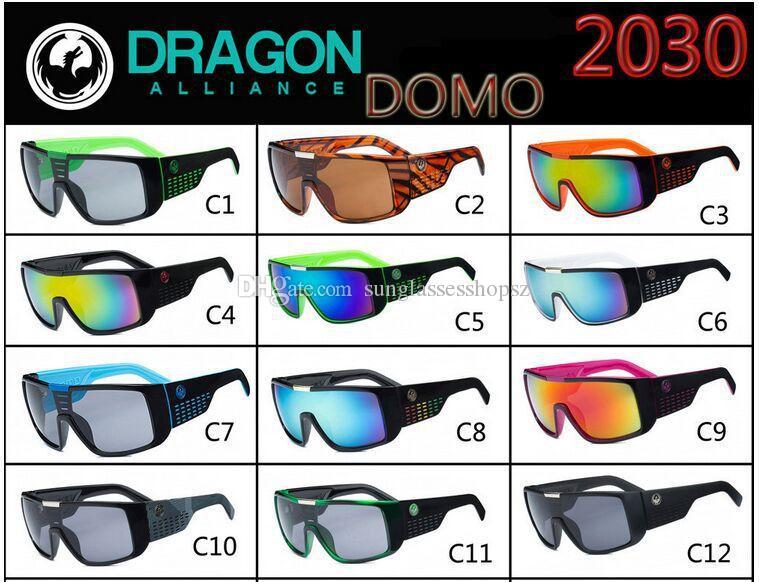 2017 HOT Marke Siamese Spiegel 2030, Mode Freizeit Reiten Übung Anti-UV-Sonnenbrille, hochwertige Sonnenbrille
